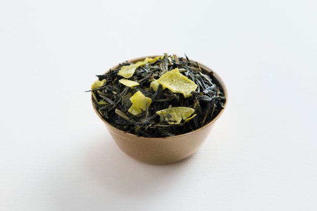 lime coconut sencha australian green tea