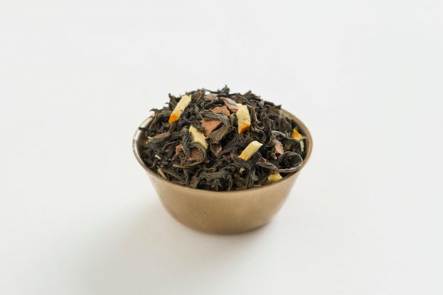 orange cinnamon houjicha australian green tea